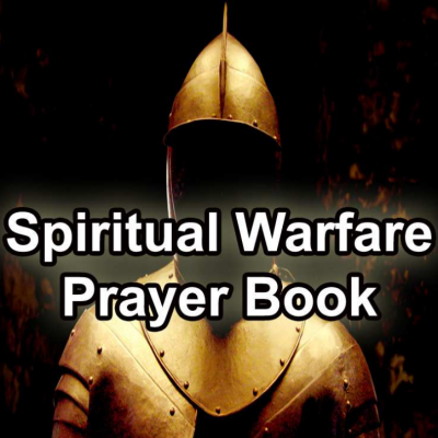 Spiritual Warfare Prayer Book – FREE DOWNLOAD – Agape Bible Fellowship