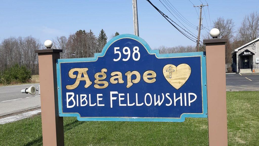 Agape Bible Fellowship Facebook